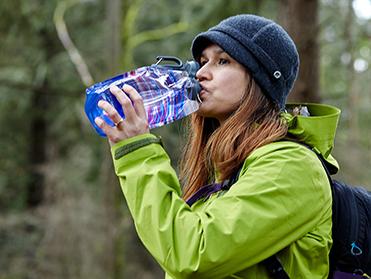 FILTRACE a hydratace – zachovejte své zážitky čisté
