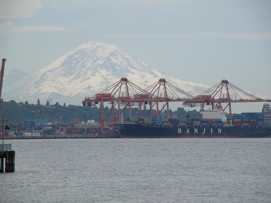 Mt Rainier Seattle