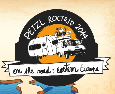Petzl RocTrip 2014: on the road