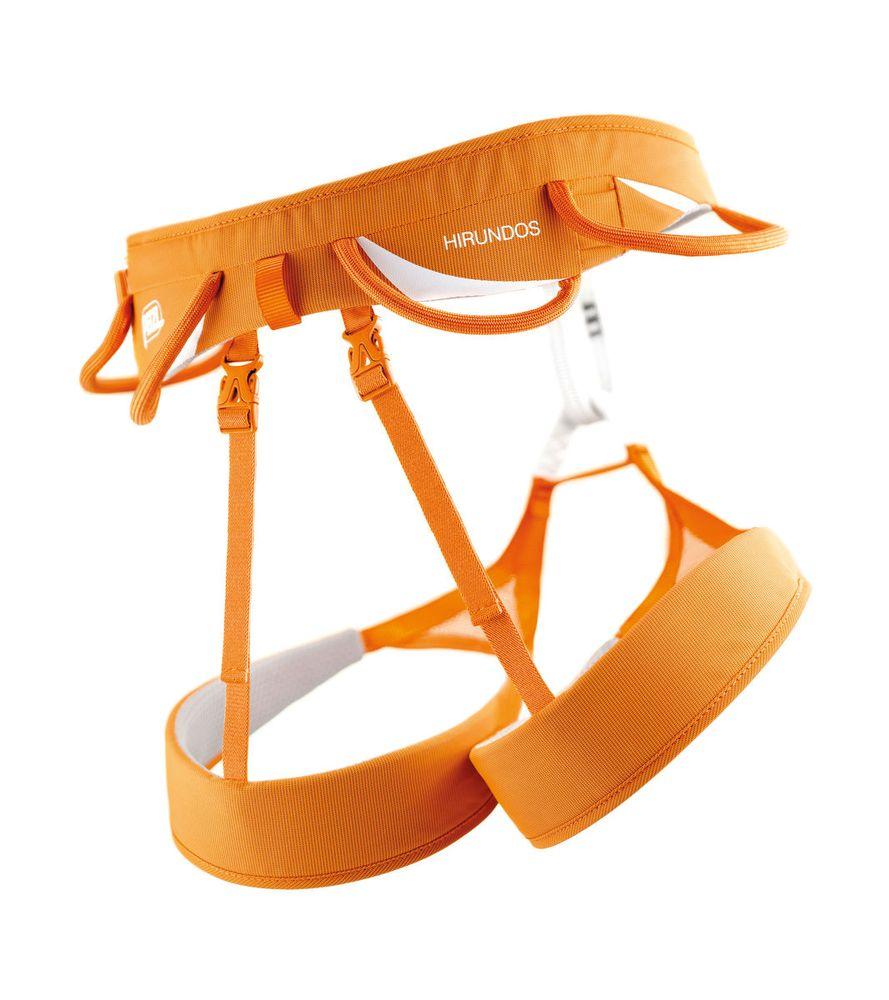 Nové lezecké úvazky Petzl pro rok 2015