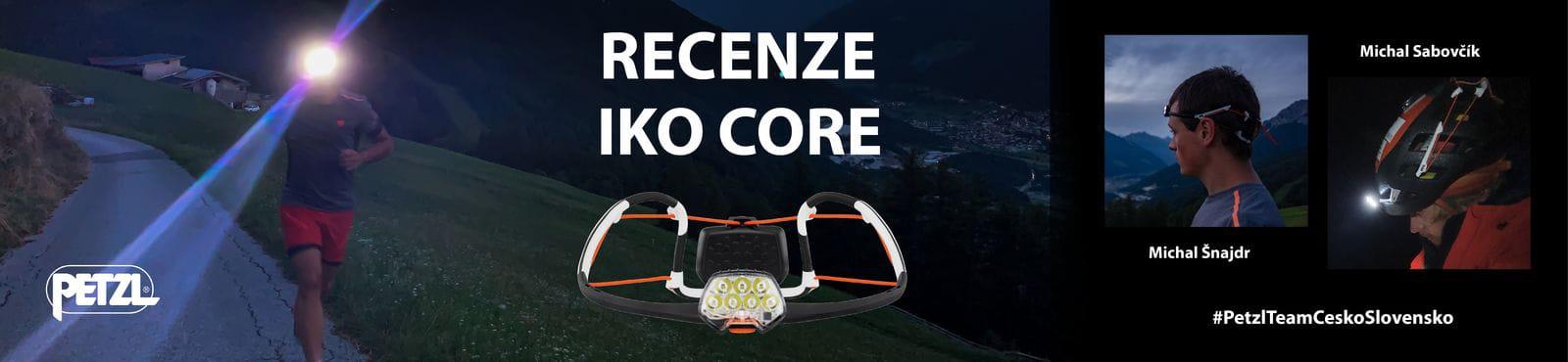 Čelovka Iko Core