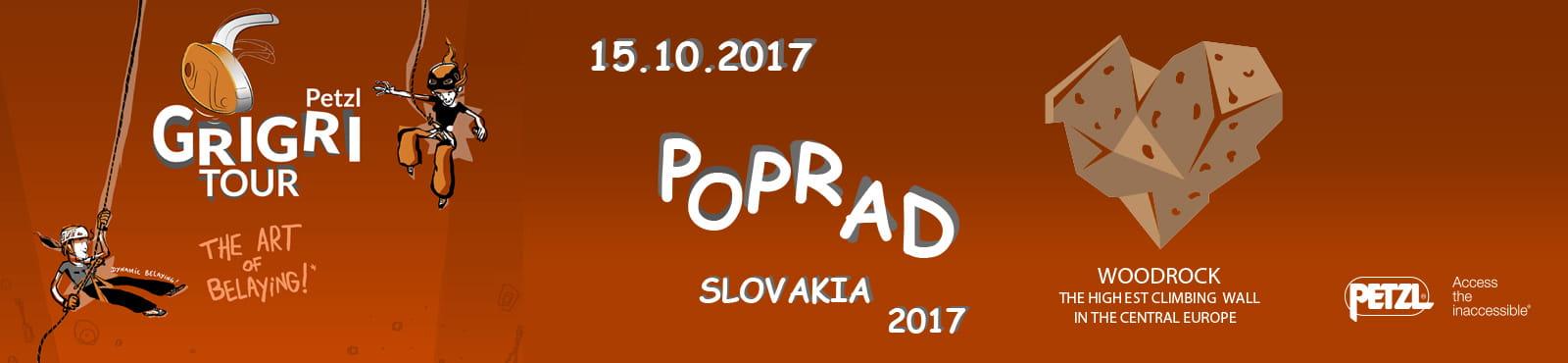 Grigri Tour Poprad 2017